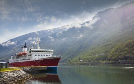 G Expedition in Norway's Flam Fjords